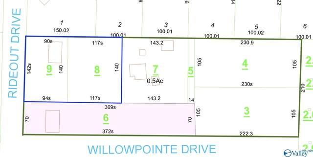 1828 Rideout Drive, Huntsville, AL 35806 (MLS #1775404) :: RE/MAX Distinctive | Lowrey Team