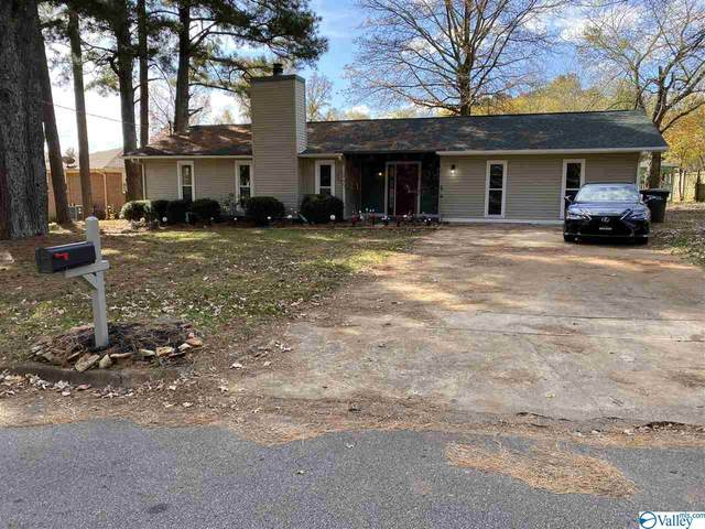 619 Larry Drive, Madison, AL 35758 (MLS #1775474) :: Coldwell Banker of the Valley