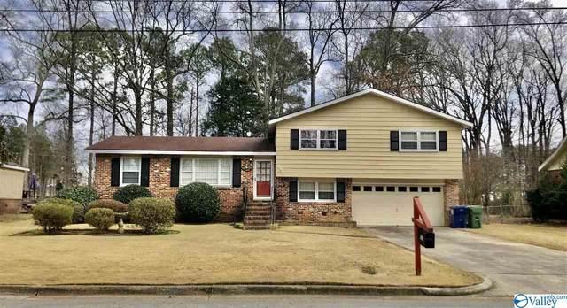 6624 Robinhood Lane, Huntsville, AL 35806 (MLS #1775480) :: Coldwell Banker of the Valley
