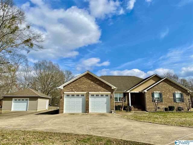 1075 Crestlake Road, Southside, AL 35907 (MLS #1775515) :: LocAL Realty
