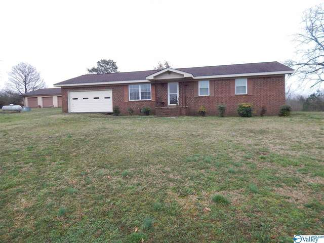 1631 County Road 120, Valley Head, AL 35989 (MLS #1775658) :: LocAL Realty