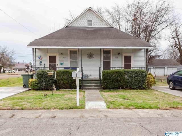 520 Rison Avenue, Huntsville, AL 35801 (MLS #1775731) :: LocAL Realty