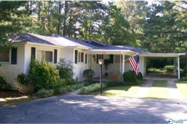 126 Madison Avenue, New Hope, AL 35760 (MLS #1775814) :: Southern Shade Realty