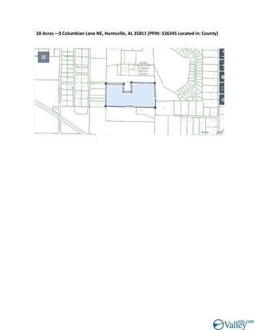 00 NE Columbian Lane, Huntsville, AL 35811 (MLS #1775838) :: RE/MAX Unlimited