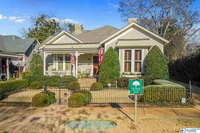 515 Randolph Avenue, Huntsville, AL 35801 (MLS #1775890) :: LocAL Realty