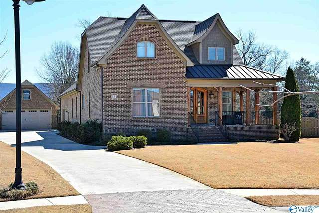 8 Wescott Hill Way, Gurley, AL 35748 (MLS #1775923) :: Coldwell Banker of the Valley