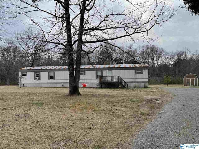 5521 County Road 121, Fort Payne, AL 35968 (MLS #1775976) :: Southern Shade Realty