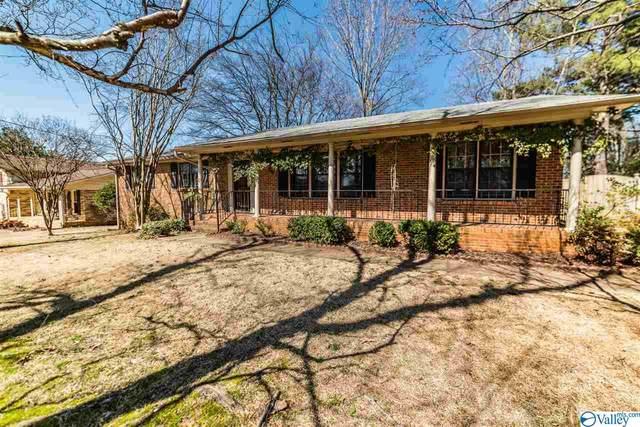 108 Westbury Drive, Huntsville, AL 35802 (MLS #1775987) :: MarMac Real Estate
