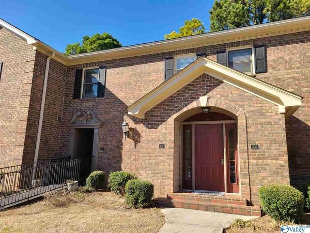 308 Drury Lane #308, Huntsville, AL 35802 (MLS #1775994) :: LocAL Realty