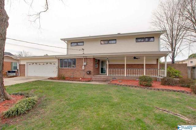 820 Farley Drive, Huntsville, AL 35802 (MLS #1776011) :: LocAL Realty