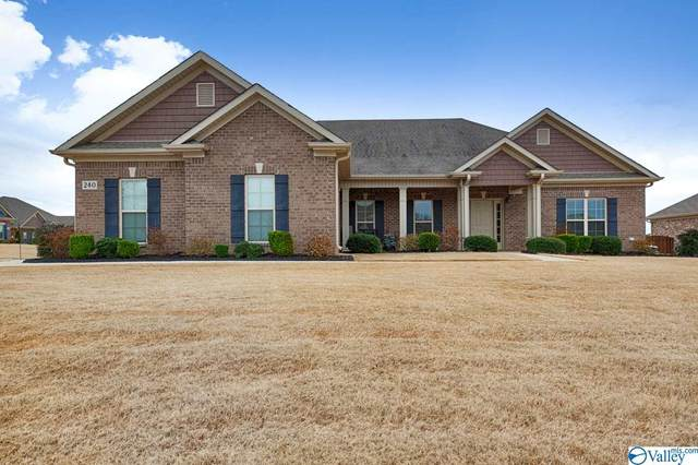 240 Cozy Creek Road, Meridianville, AL 35759 (MLS #1776039) :: LocAL Realty