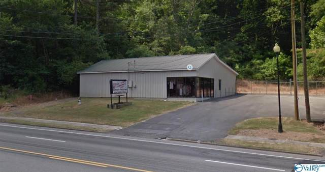 1701 Henry Street, Guntersville, AL 35976 (MLS #1776288) :: Coldwell Banker of the Valley