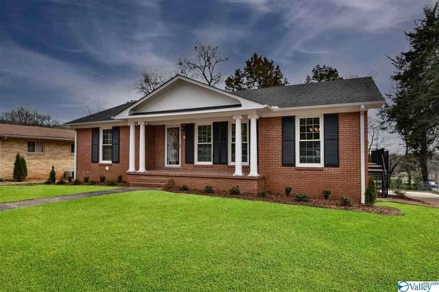 106 Robin Lane, Huntsville, AL 35802 (MLS #1776301) :: Southern Shade Realty