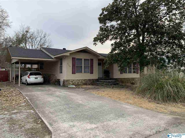 305 Fayette Street, Attalla, AL 35954 (MLS #1776368) :: Coldwell Banker of the Valley