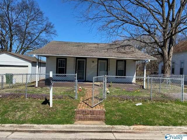 220 Beirne Avenue, Huntsville, AL 35801 (MLS #1776431) :: Green Real Estate
