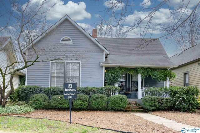 1104 Clinton Avenue, Huntsville, AL 35801 (MLS #1776541) :: Southern Shade Realty