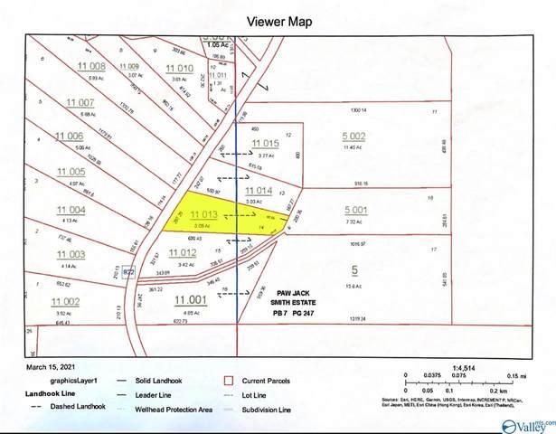 0000 County Road 822, Collinsville, AL 35961 (MLS #1776672) :: Green Real Estate