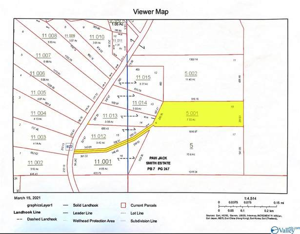 00000 County Road 822, Collinsville, AL 35961 (MLS #1776674) :: Green Real Estate