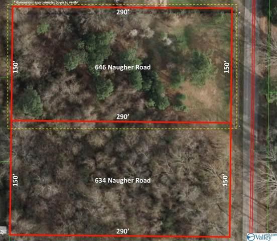646 Naugher Road, Huntsville, AL 35811 (MLS #1776853) :: Green Real Estate