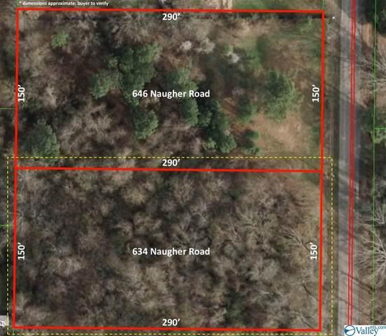 634 Naugher Road, Huntsville, AL 35811 (MLS #1776854) :: Green Real Estate