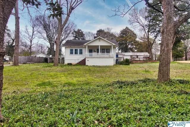2418 Old Cloverdale Road, Florence, AL 35630 (MLS #1776857) :: MarMac Real Estate