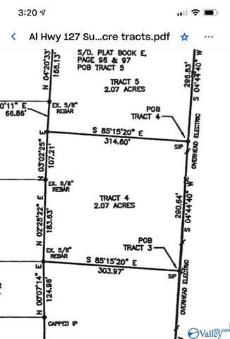 Tract 4 Hwy 127, Elkmont, AL 35620 (MLS #1776858) :: Green Real Estate