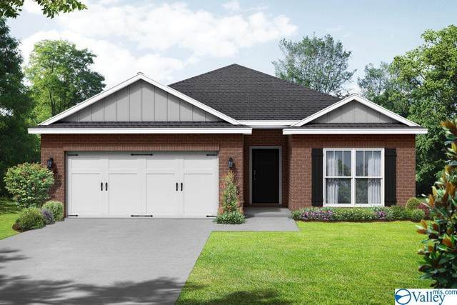 124 River Pointe Drive, New Market, AL 35761 (MLS #1776887) :: Green Real Estate