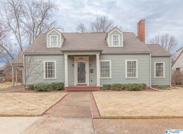 836 Grant Street, Decatur, AL 35601 (MLS #1777042) :: The Pugh Group RE/MAX Alliance