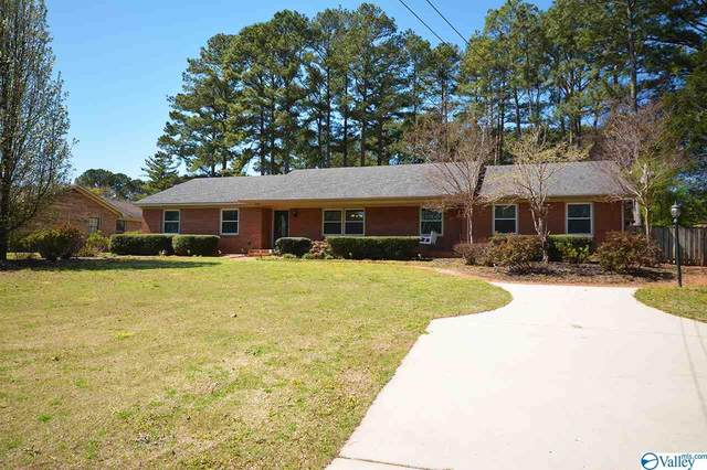 2813 Hunterwood Drive, Decatur, AL 35603 (MLS #1777069) :: Green Real Estate
