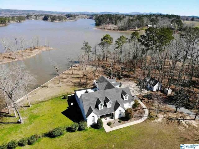 891 County Road 707, Cedar Bluff, AL 35959 (MLS #1777152) :: Green Real Estate