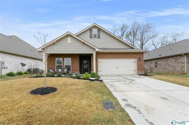 144 Shrewsberry Drive, New Market, AL 35761 (MLS #1777173) :: Green Real Estate