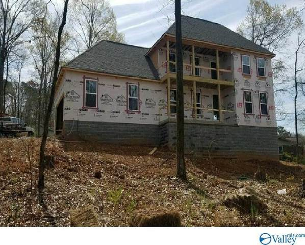 2235 Hickory Hill Drive, Guntersville, AL 35976 (MLS #1777196) :: Coldwell Banker of the Valley