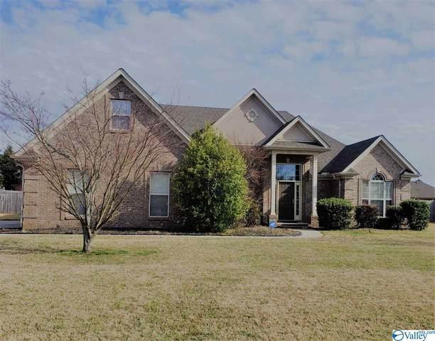 25540 Gray Stone Drive, Madison, AL 35756 (MLS #1777290) :: Southern Shade Realty