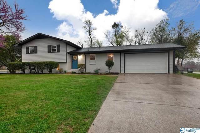 7901 Logan Drive, Huntsville, AL 35802 (MLS #1777589) :: Coldwell Banker of the Valley