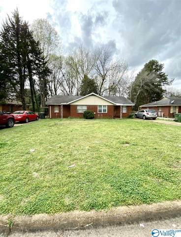 3423 Elizabeth Street, Huntsville, AL 35810 (MLS #1777592) :: RE/MAX Unlimited
