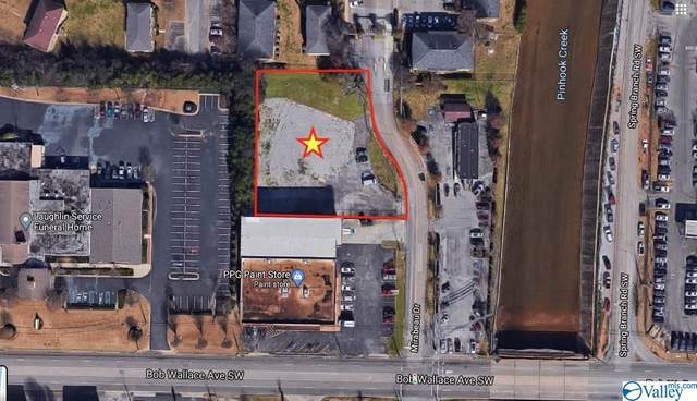 2604 Mirabeau Drive, Huntsville, AL 35805 (MLS #1777695) :: Green Real Estate