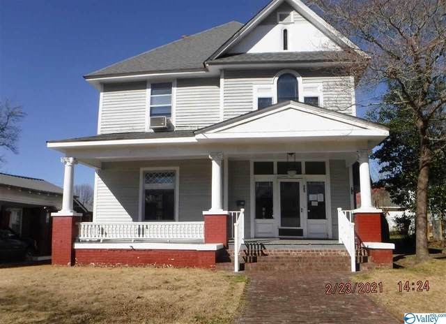905 Walnut Street, Gadsden, AL 35901 (MLS #1777779) :: Green Real Estate