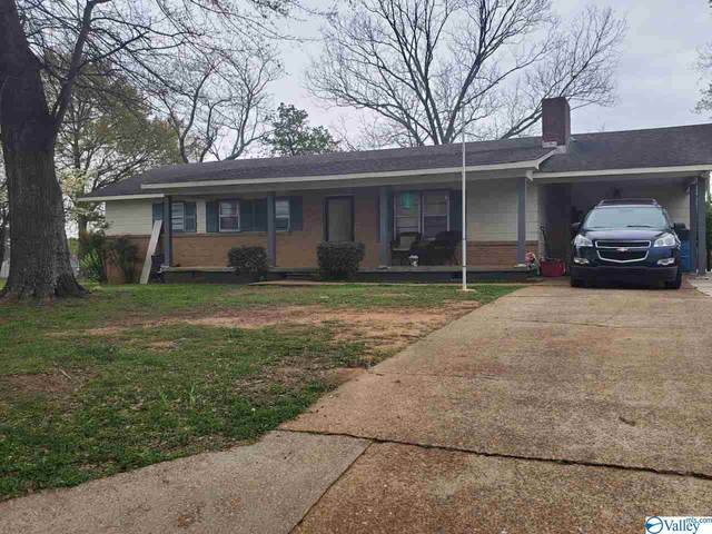 601 Clearview Street, Decatur, AL 35601 (MLS #1777884) :: The Pugh Group RE/MAX Alliance