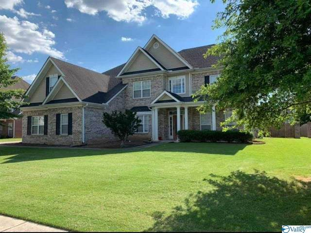 3210 Mossy Rock Road, Hampton Cove, AL 35763 (MLS #1777906) :: Green Real Estate