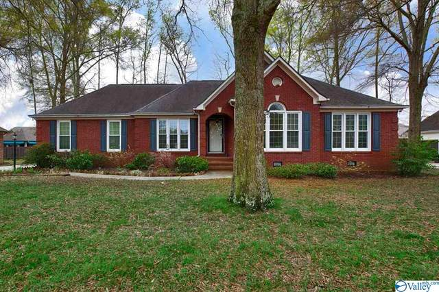 312 Memorial Drive, Athens, AL 35611 (MLS #1777913) :: Southern Shade Realty