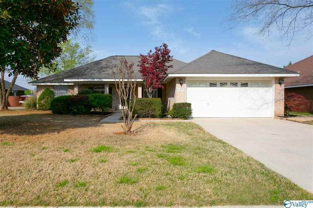 105 Coldsprings Drive, Harvest, AL 35749 (MLS #1777995) :: Green Real Estate