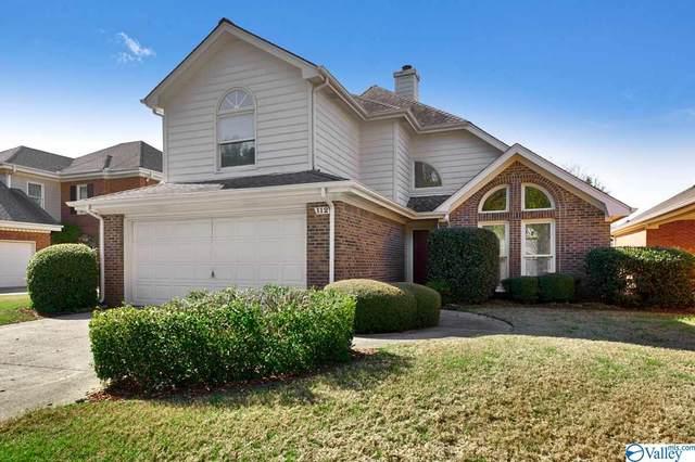 112 Morland Pointe, Huntsville, AL 35824 (MLS #1778007) :: MarMac Real Estate