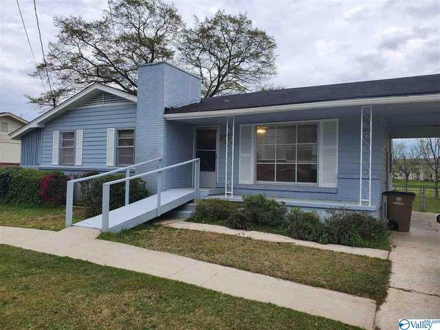 805 Clearview Street, Decatur, AL 35601 (MLS #1778013) :: Southern Shade Realty