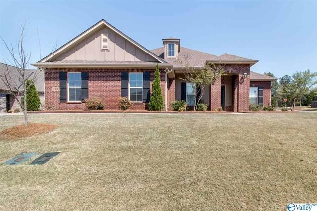 100 Hilltop Ridge Drive, Madison, AL 35756 (MLS #1778027) :: Coldwell Banker of the Valley