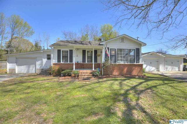 20632 E Limestone Road, Toney, AL 35773 (MLS #1778029) :: Coldwell Banker of the Valley