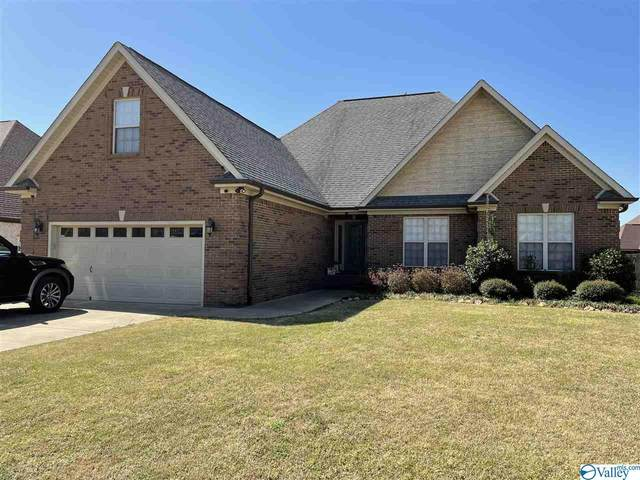22906 Ledges Drive, Athens, AL 35613 (MLS #1778059) :: Green Real Estate