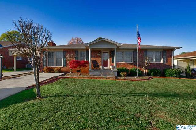 1511 Oakwood Avenue, Huntsville, AL 35811 (MLS #1778061) :: Coldwell Banker of the Valley