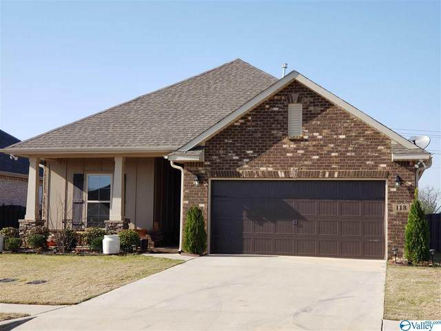 118 Kinglet Way, Madison, AL 35756 (MLS #1778145) :: Coldwell Banker of the Valley