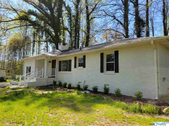 541 Union Grove Road, Guntersville, AL 35016 (MLS #1778195) :: Coldwell Banker of the Valley