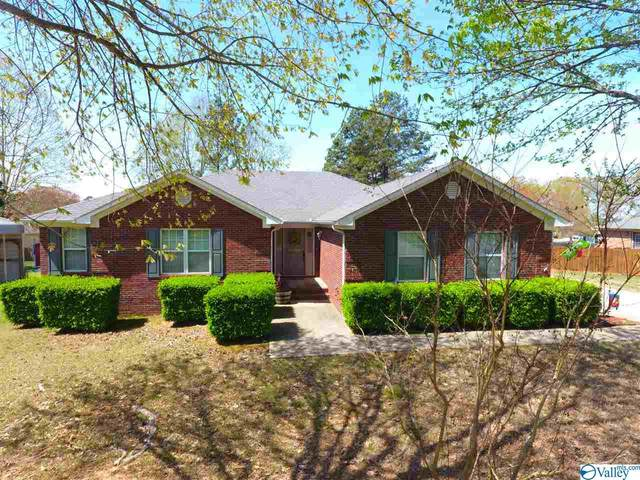 112 Brookville Drive, Harvest, AL 35749 (MLS #1778228) :: Southern Shade Realty